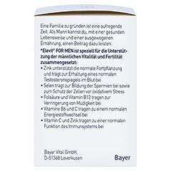 ELEVIT for Men Tabletten 30 Stück - Linke Seite