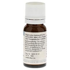 ANAMIRTA COCCULUS D 6 Globuli 10 Gramm - Rückseite
