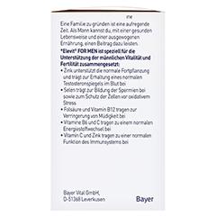 ELEVIT for Men Tabletten 90 Stück - Linke Seite