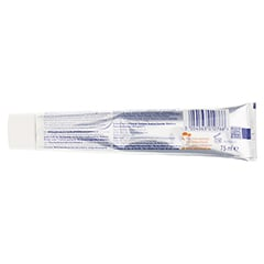 ODOL MED 3 Extra White Zahnpasta 75 Milliliter - Rückseite