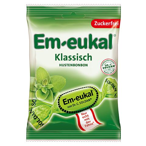 Em-eukal Bonbons klassisch zuckerfrei 75 Gramm