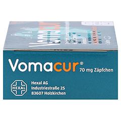 Vomacur 70mg 5 Stück - Rechte Seite