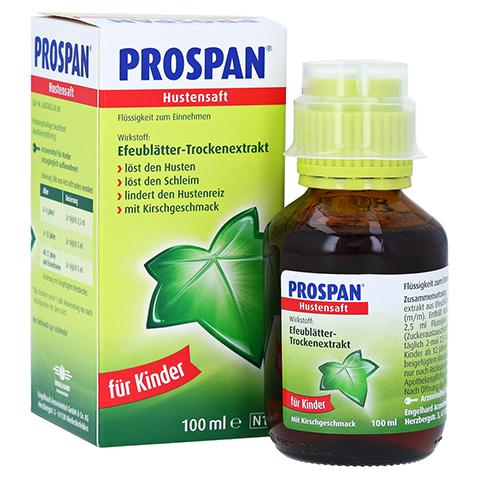 Prospan Hustensaft 100 Milliliter N1