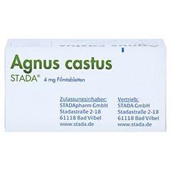 Agnus castus STADA 4mg 60 Stück N2 - Unterseite