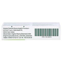 TANTUM VERDE 3 mg Lutschtabl.m.Minzgeschmack 20 Stück N1 - Oberseite