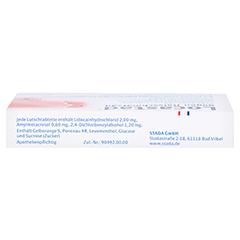 Locastad gegen Halsschmerzen 2mg/0,6mg/1,2mg Orange 24 Stück N1 - Oberseite