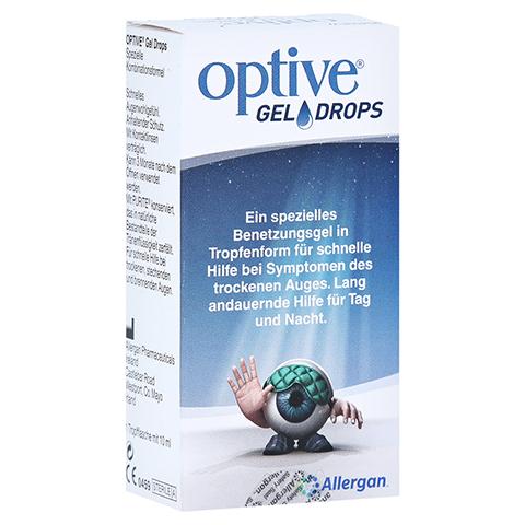 OPTIVE Gel Drops Augengel 10 Milliliter