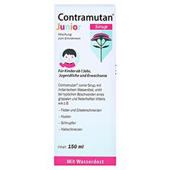 Contramutan junior Sirup 150 Milliliter N1 - Rückseite