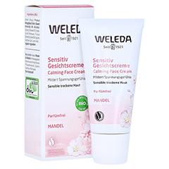 WELEDA Mandel Sensitiv Gesichtscreme 30 Milliliter