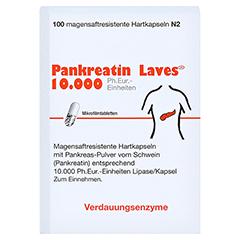 Pankreatin Laves 10000 Ph.Eur.-Einheiten 100 Stück N2 - Vorderseite