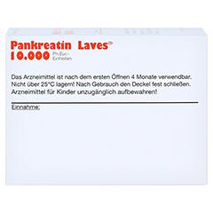 Pankreatin Laves 10000 Ph.Eur.-Einheiten 100 Stück N2 - Linke Seite