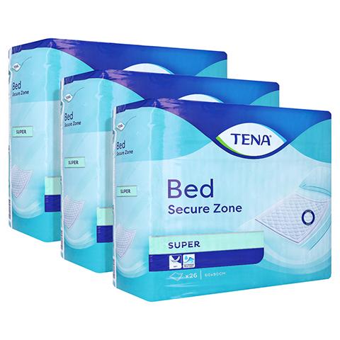 TENA BED super 60x90 cm 3x26 Stück
