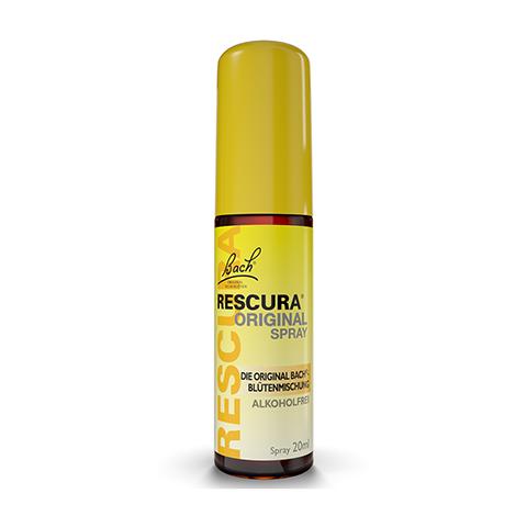BACHBLÜTEN Original Rescura Spray alkoholfrei 20 Milliliter
