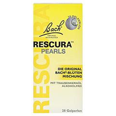 BACHBLÜTEN Original Rescura Pearls 28 Stück - Vorderseite