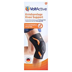 VOLTACTIVE Kniebandage M 1 Stück - Vorderseite