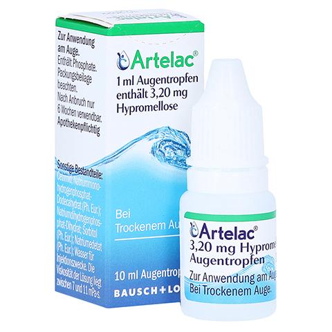 Artelac Augentropfen 10 Milliliter