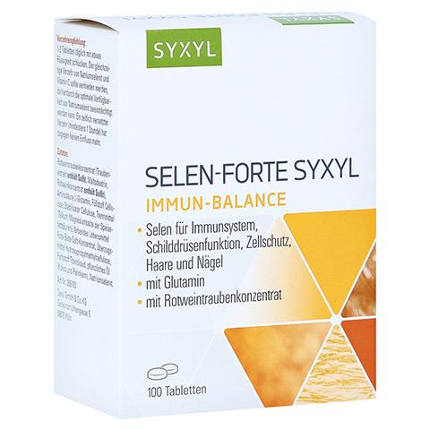 Selen Forte Syxyl Tabletten 100 Stück