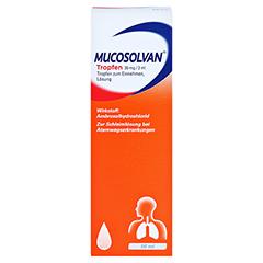 Mucosolvan 30mg/2ml 50 Milliliter N2 - Rückseite