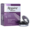 Regaine Frauen + gratis Regaine Klapp-Bürste 3x60 Milliliter
