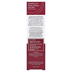 frei öl Anti Age Hyaluron Lift All-In-One Konzentrat + gratis frei öl Kosmetiktasche (dunkelrot) 30 Milliliter - Rückseite