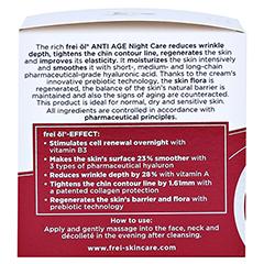 FREI ÖL Anti-Age Hyaluron Lift NachtPflege 50 Milliliter - Linke Seite