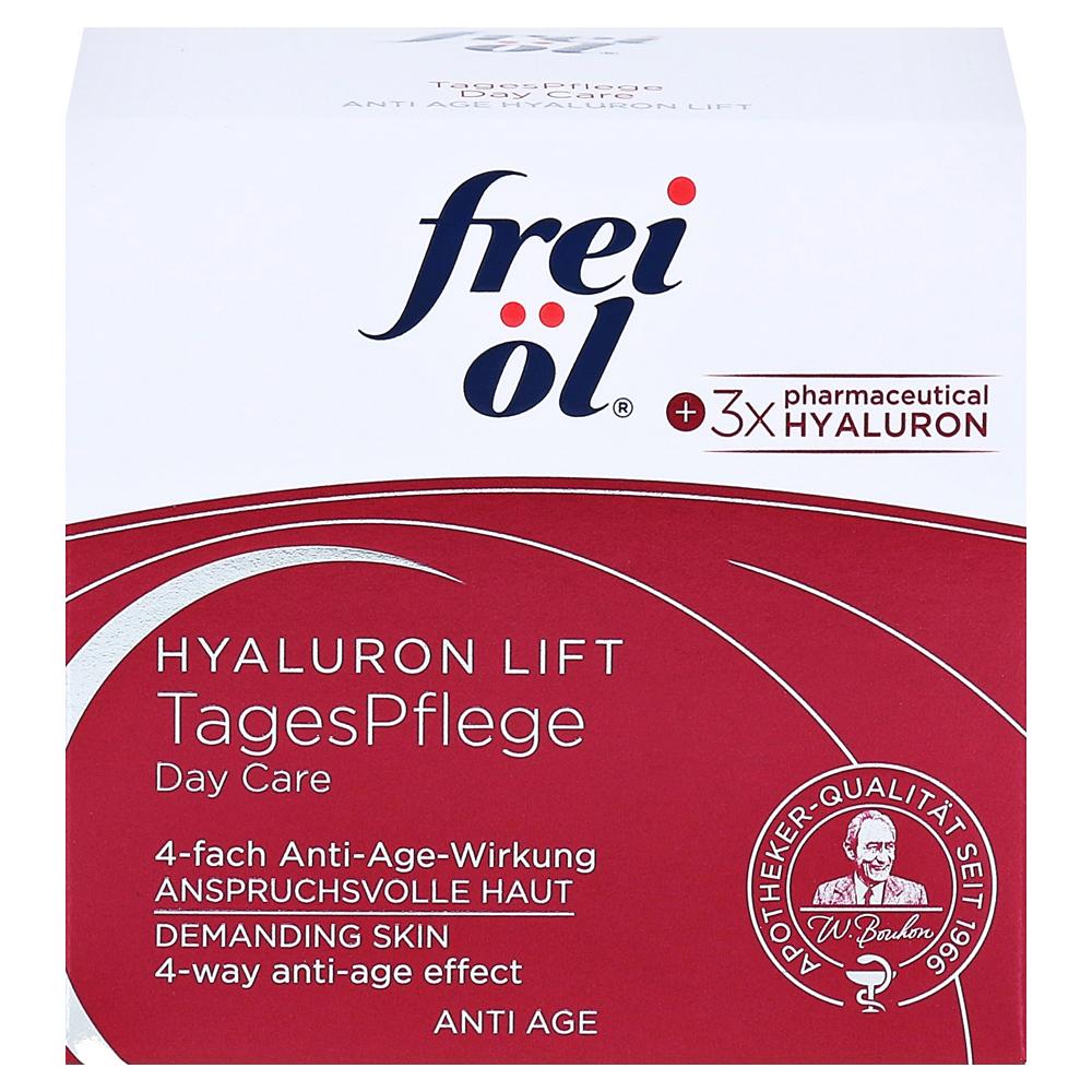 frei öl Anti Age Hyaluron Lift Tagespflege 50 Milliliter..