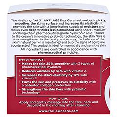 frei öl Anti Age Hyaluron Lift Tagespflege 50 Milliliter - Linke Seite