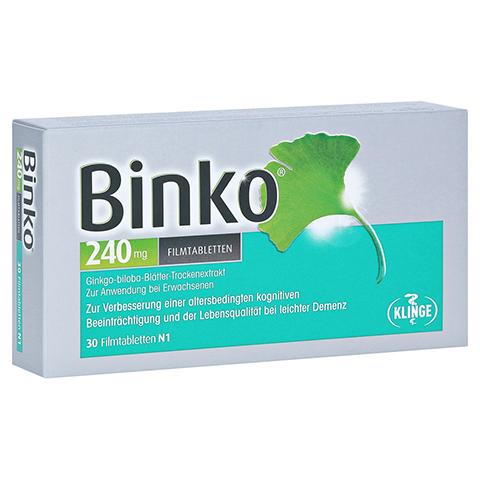 Binko 240mg 30 Stück N1