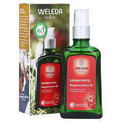 Weleda Granatapfel Regenerationsöl 100 Milliliter