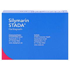 Silymarin STADA 100 Stück N3 - Unterseite