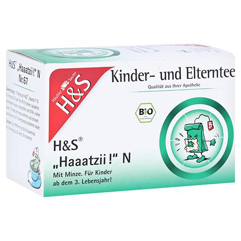 H&S Bio Haaatzii N Kinder- und Elterntee Fbtl. 20x1.5 Gramm
