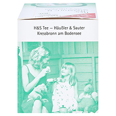 H&S Bio Haaatzii N Kinder- und Elterntee Fbtl. 20x1.5 Gramm - Rechte Seite