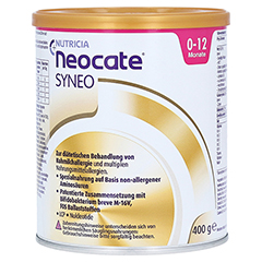 NEOCATE Syneo Pulver 400 Gramm