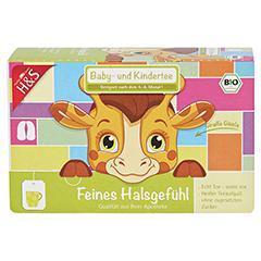 H&S Bio Baby- u.Kindertee Feines Halsgefühl Fbtl. 20x1.5 Gramm - Vorderseite