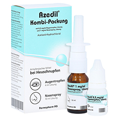Azedil Kombi-Packung 0,5mg/ml und 1mg/ml 1 Stück N1