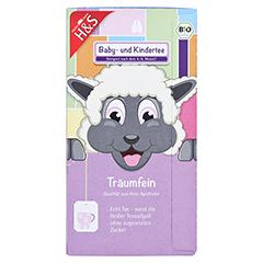 H&S Bio Baby- u.Kindertee Träumfein Filterbeutel 20x1.2 Gramm - Oberseite