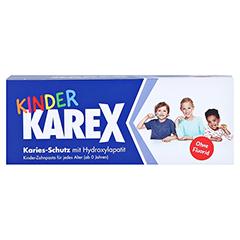 KAREX Kinder Zahnpasta 50 Milliliter - Vorderseite