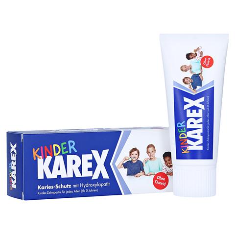 KAREX Kinder Zahnpasta 50 Milliliter