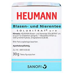HEUMANN Blasen- und Nierentee SOLUBITRAT uro 30 Gramm - Linke Seite