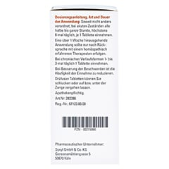 DRÜFUSAN Tabletten Syxyl 100 Stück N2 - Linke Seite