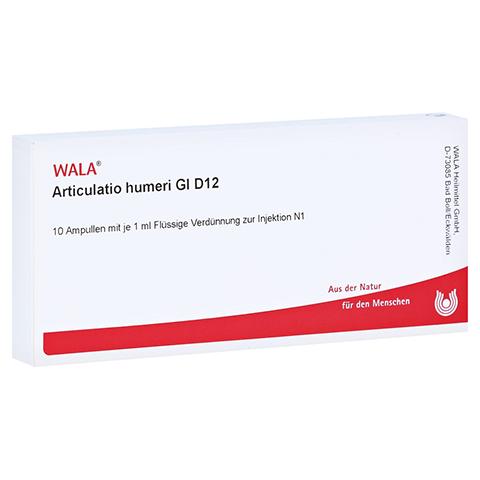 ARTICULATIO humeri GL D 12 Ampullen 10x1 Milliliter N1