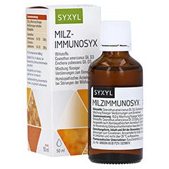 MILZIMMUNOSYX Tropfen 50 Milliliter N1