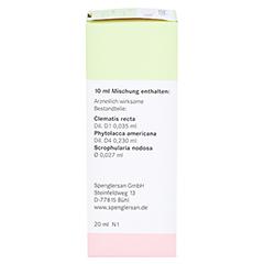 ADENOLIN-ENTOXIN N Tropfen 20 Milliliter N1 - Rechte Seite