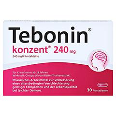 Tebonin konzent 240mg 30 Stück N1 - Vorderseite