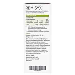 Remisyx Syxyl Tropfen 100 Milliliter - Rechte Seite