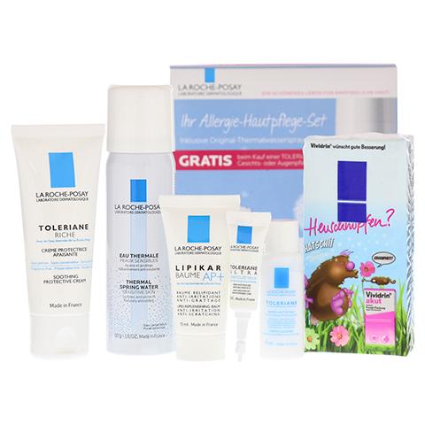 ROCHE POSAY Toleriane reichhaltige Pflege + gratis La Roche Posay Allergie-Hautpflege-Set 40 Milliliter