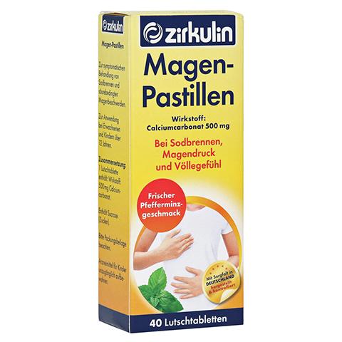 Zirkulin Magen-Pastillen 40 Stück