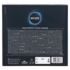 MYSIZE 49 Kondome 36 Stück - Rückseite