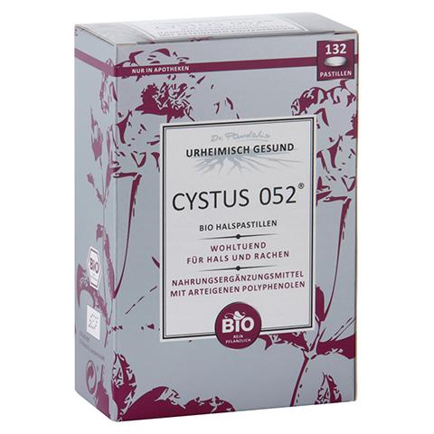 CYSTUS 052 Bio Halspastillen 132 Stück