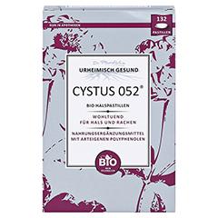 CYSTUS 052 Bio Halspastillen 132 Stück - Vorderseite